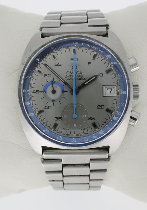 Omega Seamaster Chronograph Vintage 176 007 Men S Watch 1970