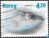 Postage Stamps - Norway - 2000 Fishing 420