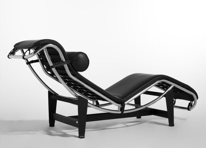 Le Corbusier by Cassina – Chaisse Longue LC4 - Catawiki