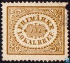 Stamp for local Use