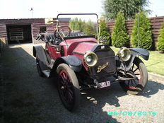 Buick - Runabout CLI roadster - 1913