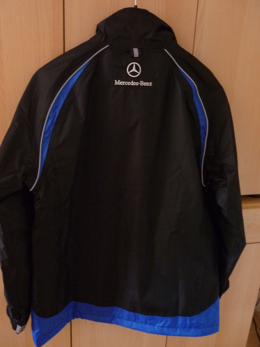 mercedes benz men 39 s jacket shell jacket windstopper. Black Bedroom Furniture Sets. Home Design Ideas