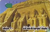 Luxor Temple of Abu Simbel