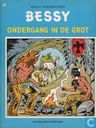 Comic Books - Bessy - Ondergang in de grot