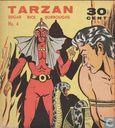 Comic Books - Tarzan of the Apes - De rode Demoon