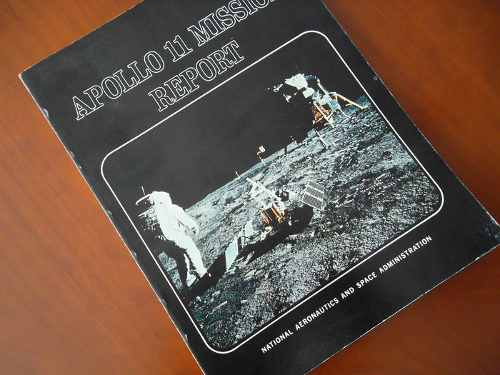 Apollo-11 Mission Report 1971