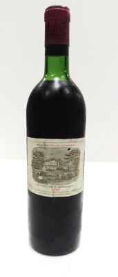 1959 Château Lafite Rothschild, Paulliac - 1 bottle