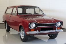 Ford - Escort MKI Station Deluxe - 1974