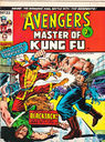Avengers starring Shang-Chi -- Master of Kung Fu 33