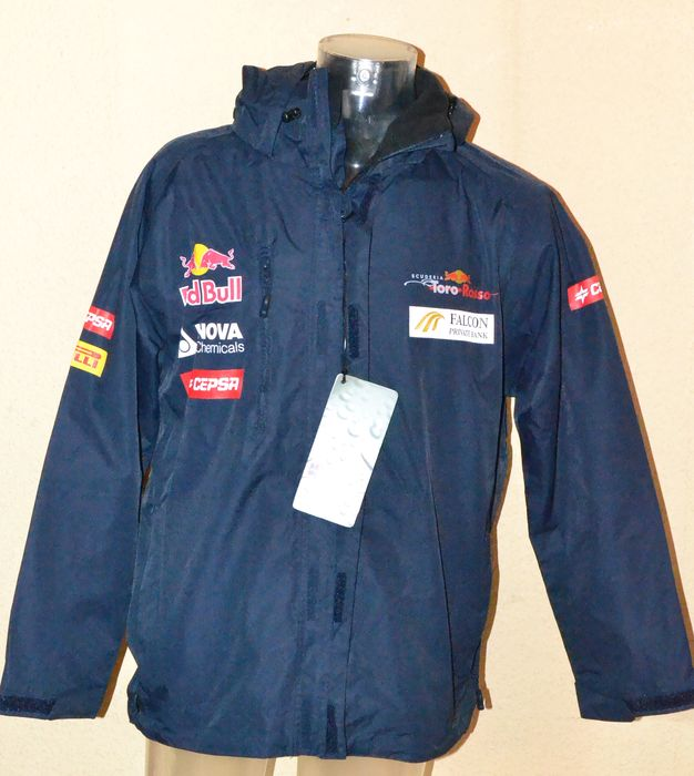 Toro Rosso - Red Bull - F1 Teamjacket (XL) by RUSSELL
