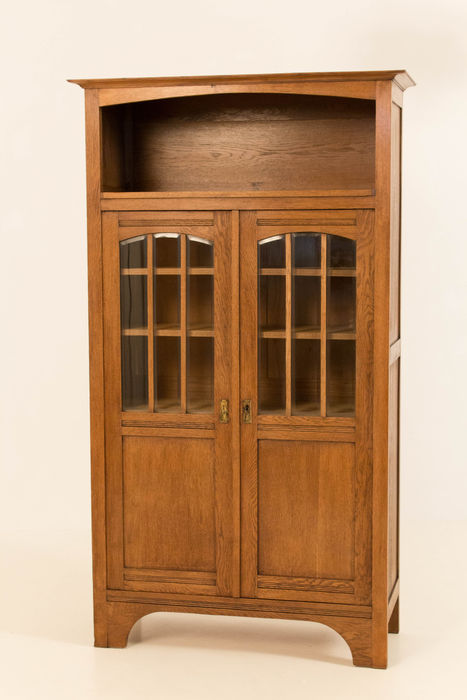 Art Nouveau - book cabinet - Catawiki