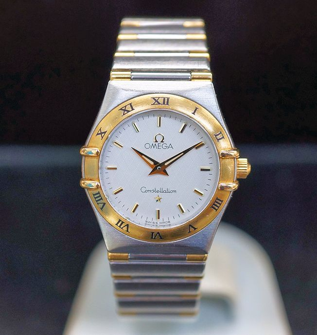 696808aba14 Omega Constellation – Women s – Ref 6552 864 - Catawiki