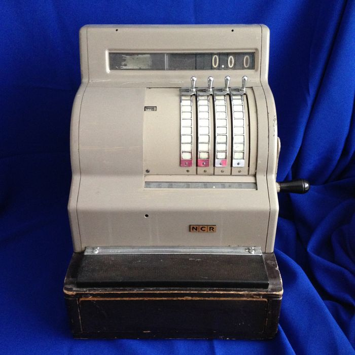 NCR cash register, class 84 - Catawiki
