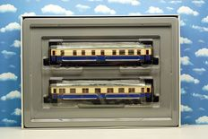 Märklin H0 - 2881 – Imperial court train Wilhelm II, set with 2 different carriages 8 9287