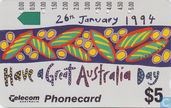 Have a Great Australia Day 1994