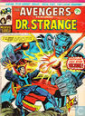 Avengers featuring Dr. Strange 54