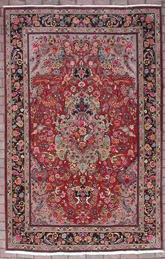 Persian Tabriz – 40/50 years old.