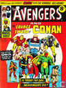 The Avengers and the Savage Sword of Conan 99