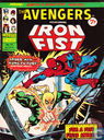 Avengers featuring Iron Fist 73