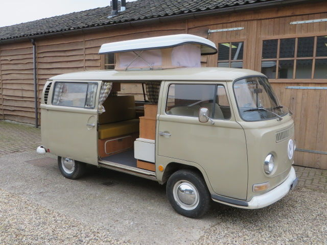 volkswagen t2a westfalia camping car 1969 catawiki. Black Bedroom Furniture Sets. Home Design Ideas