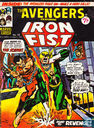Avengers featuring Iron Fist 55