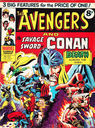 The Avengers and the Savage Sword of Conan 102