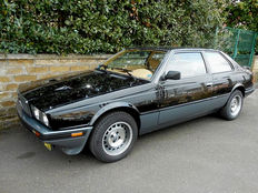 "Maserati - Biturbo Si ""Black edition"" - 1987"