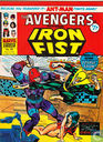 Avengers featuring Iron Fist 58