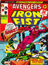 Avengers featuring Iron Fist 80