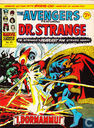 Avengers featuring Dr. Strange 63