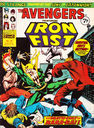 Avengers featuring Iron Fist 70