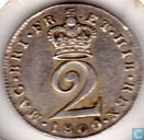 United Kingdom 2 pence 1800