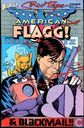American Flagg 21 Red Tape & Blackmail!!