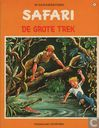 Comic Books - Safari - De grote trek