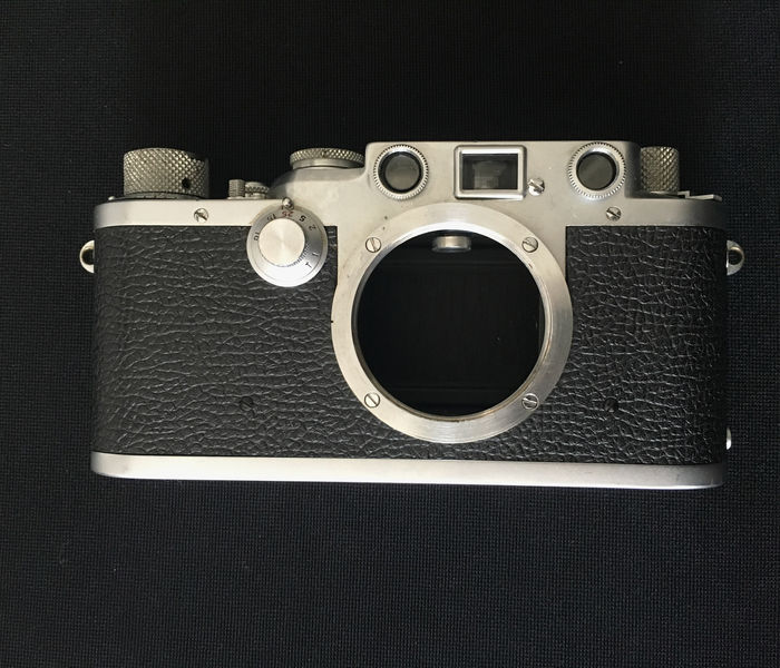 Korda's Leica camera belonging to the famous photographer of Che Guevara