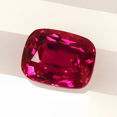 Ruby - 1.17 ct