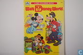 Walt Disney World - A big coloring book