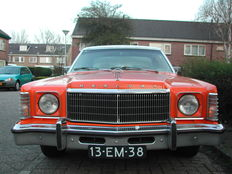 Mercury - Monarch 5.0L v8 - 1975
