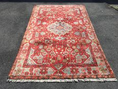 Persian Nahawand! Very valuable! Investment! Oriental carpet - hand-knotted