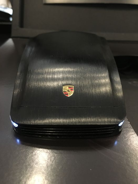 Porsche Original Powerbank - Cayenne Turbo S Edition
