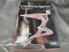 Book - Noble radiator figures - Car Radiator Masscotte - Limited Edition No. 0245 of only 1000