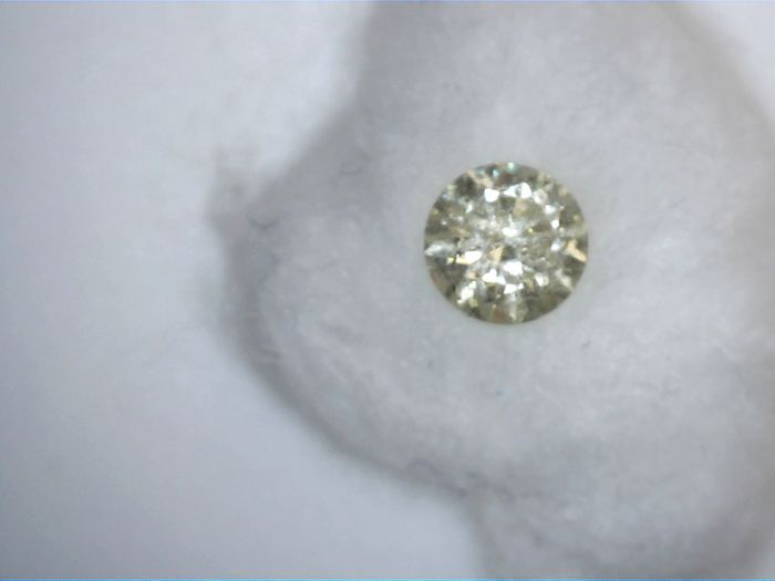 0.40 ct  Round Brilliant K SI2