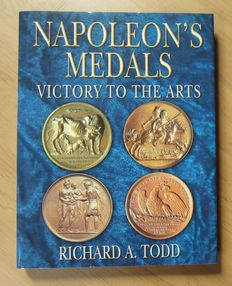 Richard Todd - Napoleons Medals, limited edition of 1000 pc - 2009
