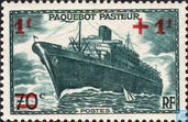 Postage Stamps - France [FRA] - Victims at sea