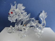 Swarovski - annual ornament The Dragon