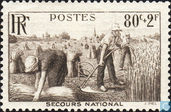 Timbres-poste - France [FRA] - Secours national
