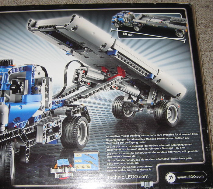 Technic 8052 Container Truck Catawiki
