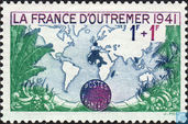 Postage Stamps - France [FRA] - French territories