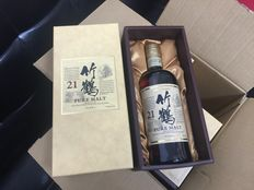 Nikka Whisky -- Taketsuru 21 years old