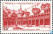 Postage Stamps - France [FRA] - Cityscapes